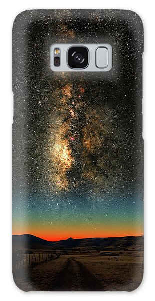 Texas Milky Way Galaxy Case