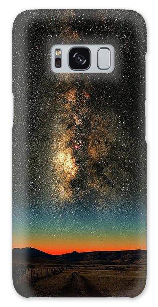 Texas Milky Way Galaxy Case