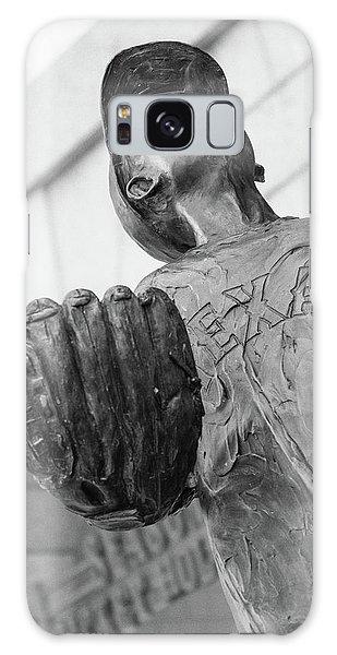 Texas Rangers Little Boy Statue Galaxy Case