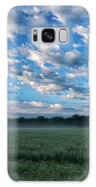 Texas Sky Galaxy Case