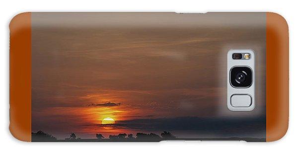 Texas Sunrise Galaxy Case