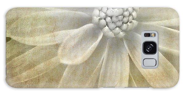 Floral Galaxy Case - Textured Dahlia by Meirion Matthias