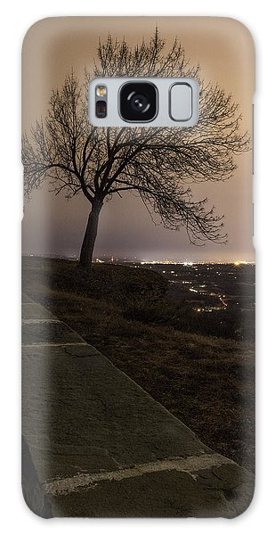 Thacher Park Twilight Galaxy Case