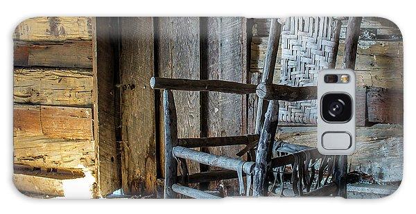 Thacker Cabin Chair Galaxy Case
