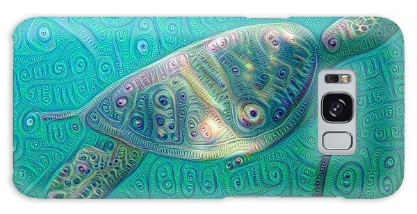 Thaddeus The Turtle Galaxy Case by Erika Swartzkopf