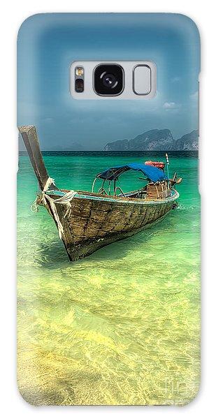 Thai Longboat  Galaxy Case