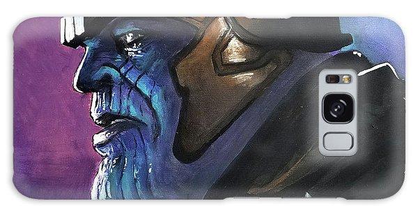 Thanos Galaxy Case by Tom Carlton