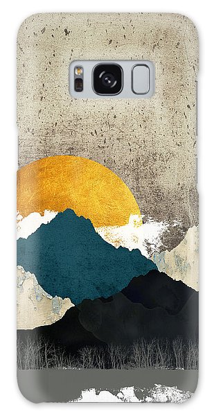 Landscapes Galaxy Case - Thaw by Katherine Smit