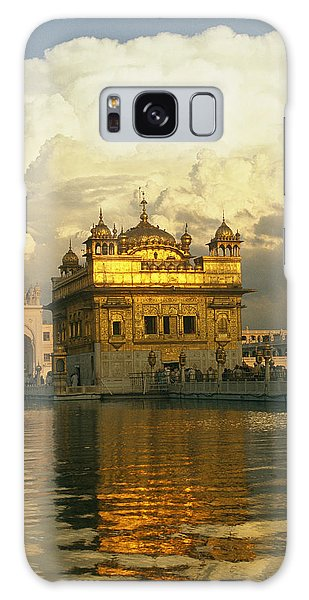 Sikh Art Galaxy Case - The 16-th Century Golden Temple by Martin Gray