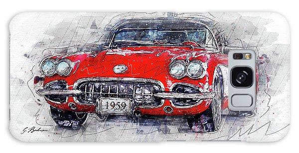The 1959 Chevrolet Corvette Galaxy Case