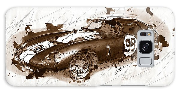 The 1965 Ford Cobra Mustang Galaxy Case by Gary Bodnar