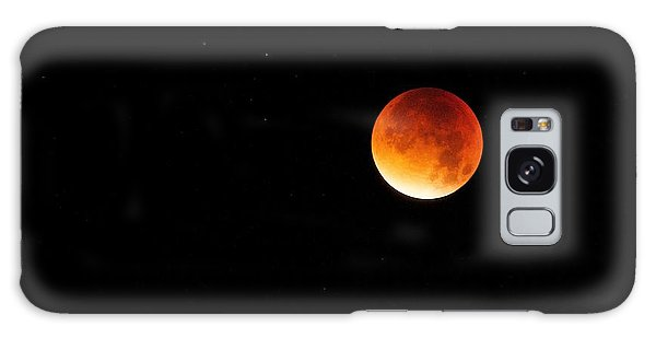 The 2015 Blood Moon  Galaxy Case by Gary Bridger