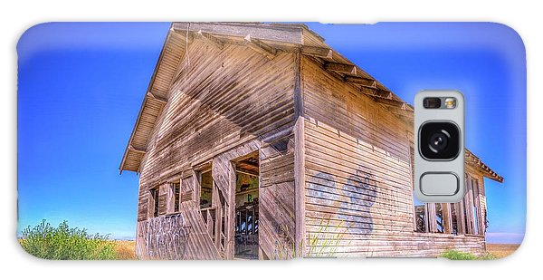 The Abandoned School House Galaxy Case
