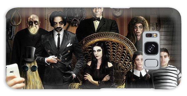 The Addams Family Galaxy Case