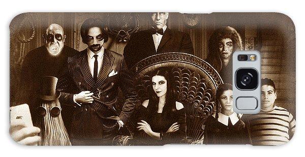 The Addams Family Sepia Version Galaxy Case