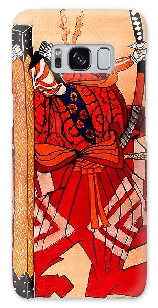 The Age Of The Samurai 04 Galaxy Case