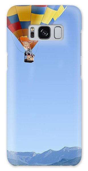 The Air Up There... Galaxy Case