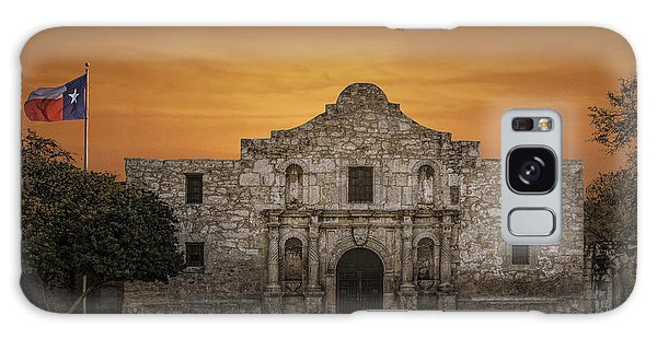 The Alamo Mission In San Antonio Galaxy Case
