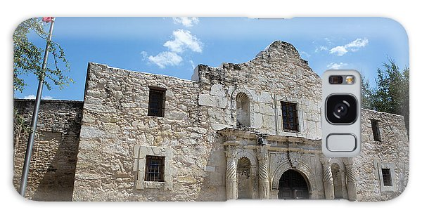 The Alamo Texas Galaxy Case