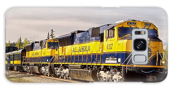 The Alaska Railroad Galaxy Case