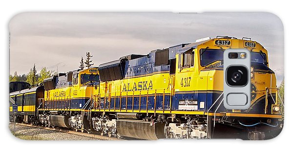 The Alaska Railroad Galaxy Case