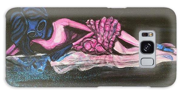 The Alien Ballerina Galaxy Case
