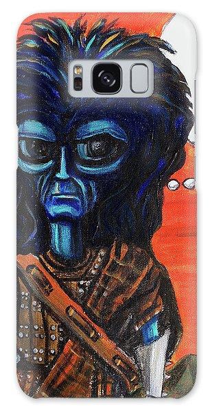 The Alien Braveheart Galaxy Case