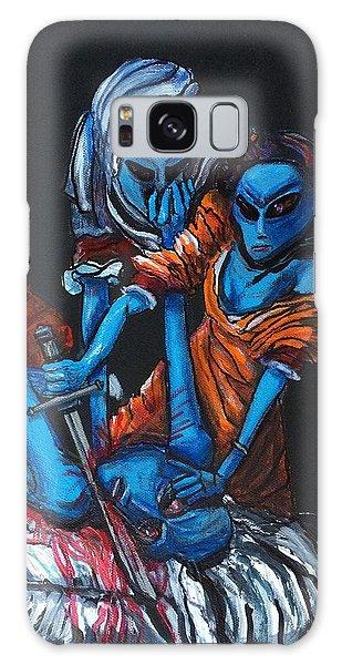 The Alien Judith Beheading The Alien Holofernes Galaxy Case