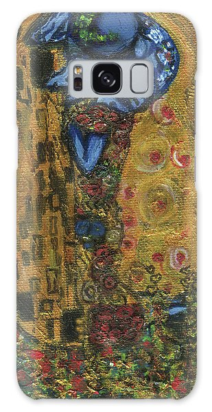 The Alien Kiss By Blastoff Klimt Galaxy Case