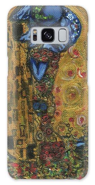 The Alien Kiss By Blastoff Klimt Galaxy Case