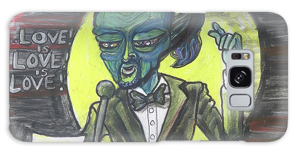 The Alien Lin-manuel Miranda Galaxy Case