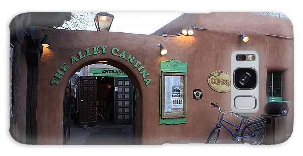 The Alley Cantina Galaxy Case
