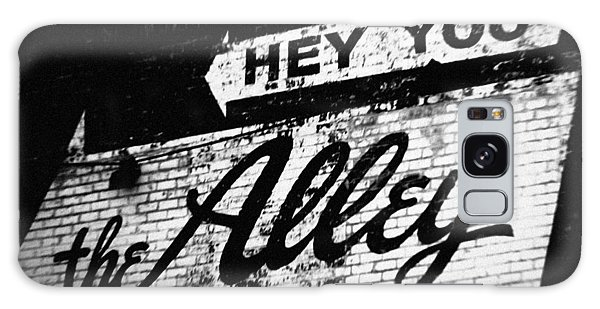 The Alley Chicago Galaxy Case