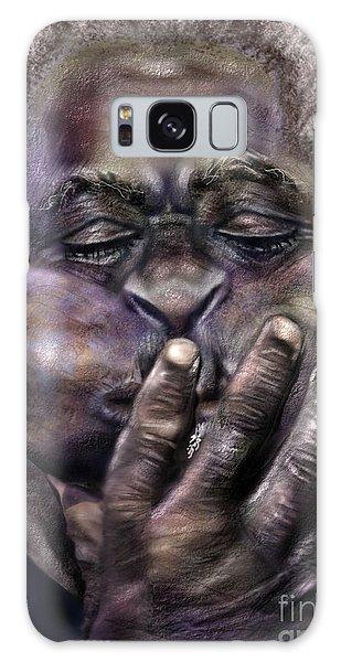 Trumpet Galaxy S8 Case - The Amazing Gillespie  by Reggie Duffie