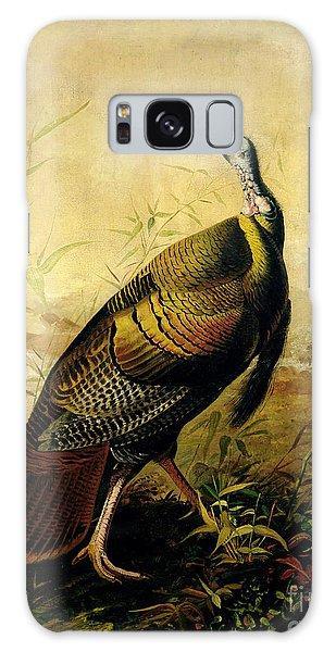 The American Wild Turkey Cock Galaxy S8 Case