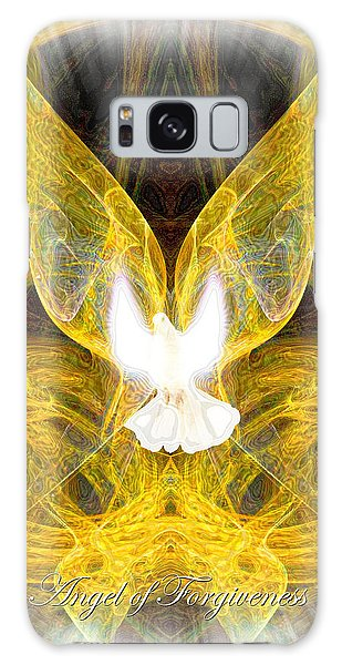 The Angel Of Forgiveness Galaxy Case