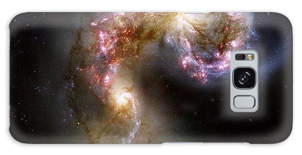 The Antennae Galaxies - Ngc 4038-4039 Galaxy Case
