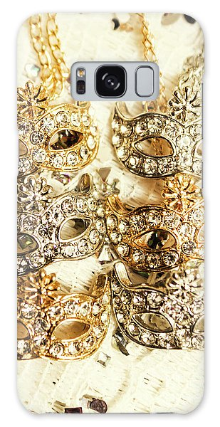 The Antique Jewellery Store Galaxy Case