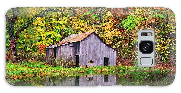 The Appalachian Reflection Galaxy Case by Bijan Pirnia