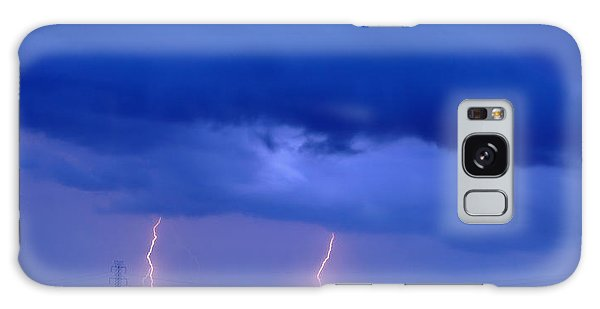 The Approching Storm Galaxy Case