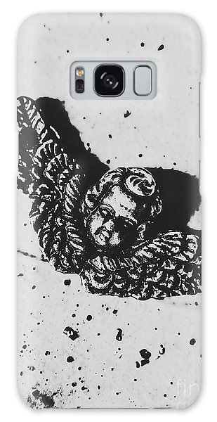 Style Galaxy Case - The Art Of A Vintage Angel by Jorgo Photography - Wall Art Gallery