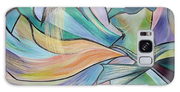 The Art Of Belly Dance Galaxy Case by Tracey Harrington-Simpson