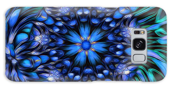 The Art Of Feeling Centered Galaxy Case by Mary Lou Chmura