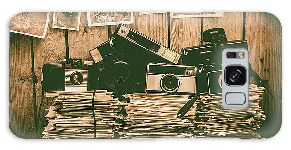 Faded Galaxy Case - The Art Of Film Photography by Jorgo Photography - Wall Art Gallery