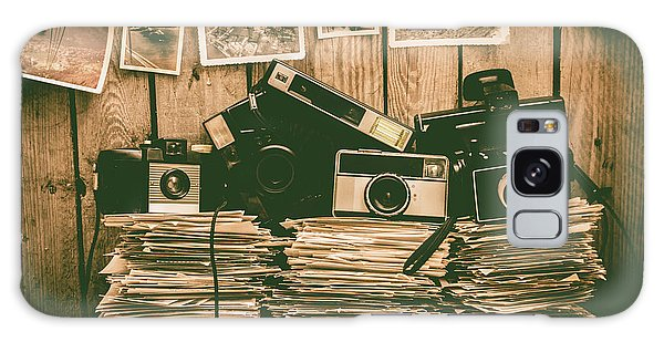 Vintage Camera Galaxy Case - The Art Of Film Photography by Jorgo Photography - Wall Art Gallery