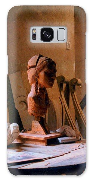The Restoration Studio 3 Galaxy Case by Susan Parish