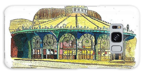 The Asbury Park Casino Galaxy Case by Patricia Arroyo