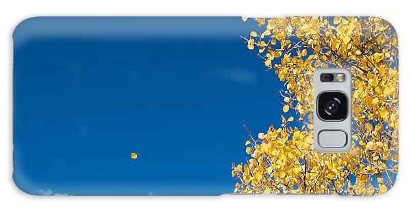 The Aspen Leaf Galaxy Case