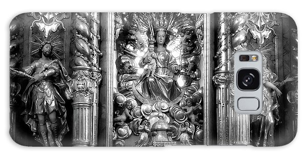 The Assumption Of Mary Pilgrimage Church Galaxy Case