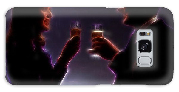 Toasting The Avengers Galaxy Case